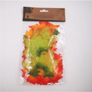 Tischdeko Herbstblätter