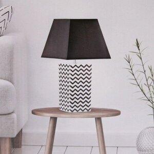 Tischlampe Ethno Design Deko Lampe Tischleuchte Schirmlampe, verschiedene Farben