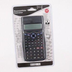 Officeline Wissenschaftlicher Schulrechner Taschenrechner Rechner Tischrechner