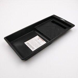Farbwanne Farbschale Lackwanne Lackierschale 30 x 15 cm schwarz