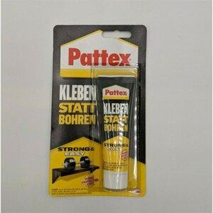 """Pattex """"Kleben statt Bohren"""" Tube, 50g, weiß"""