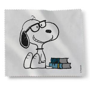 Snoopy Microfasertuch 'Read And Feed'