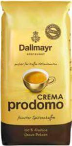 Dallmayr Crema d'Oro oder Crema prodomo