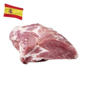 Spanischer frischer Duroc Schweinenacken