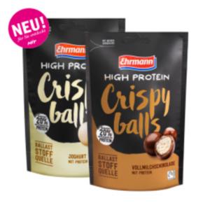 Ehrmann High Protein Snacks