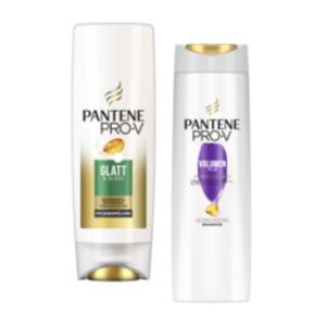 Pantene Shampoo oder Spülung