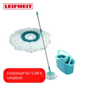 Leifheit Wischmopp Set