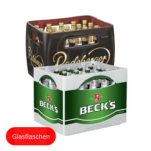 Beck's oder Radeberger
