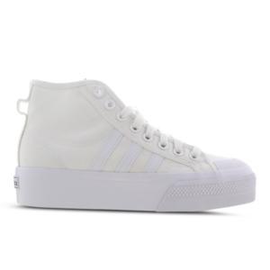 adidas Nizza Platform Mid - Damen Schuhe