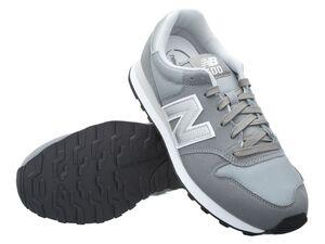 New Balance Sneaker Herren grey, perfekt als Sport- oder Freizeitschuh