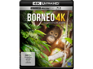 Borneo 4K Ultra HD Blu-ray +