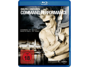 Command Performance Blu-ray