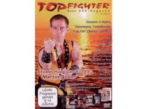 Topfighter Ebmas Wing Tzun - Budo DVD-Magazin 2-2012: Shaolin Hung Gar Kung-Fu DVD