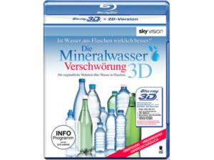 Die Mineralwasser-Verschwörung 3D Blu-ray (+2D)