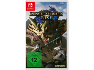 Monster Hunter Rise - [Nintendo Switch]