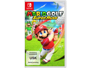 Mario Golf: Super Rush - [Nintendo Switch]