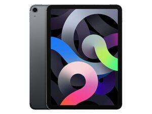 Apple iPad Air (2020), mit WiFi & Cellular, 64 GB, space grau