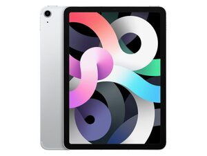 Apple iPad Air (2020), mit WiFi & Cellular, 256 GB, silber