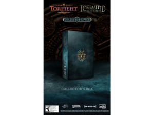 Planescape: Torment & Icewind Dale Enhanced Collector's Edition - [Nintendo Switch]