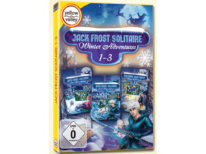 Jack Frost Solitaire 1-3 - [PC]