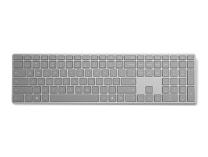 Microsoft Surface Keyboard, für Microsoft Surface, Bluetooth-Tastatur, grau