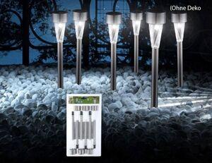 Erdspieß Solar LED