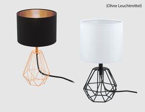 Tischlampe Draht