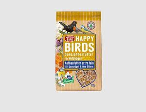 Happy Birds Aufbaufutter
