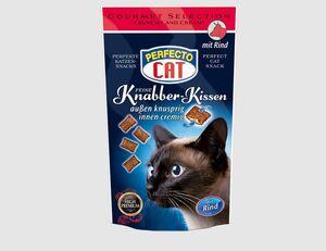 Perfecto Cat Knabber Kissen Rind
