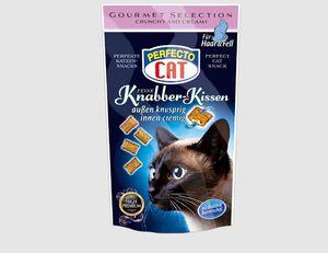Perfecto Cat Knabber Kissen Fell