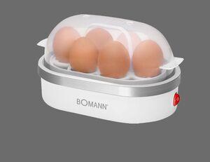 Bomann EK5022 CB Eierkocher weiß
