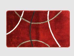 Badteppich Avignon rot