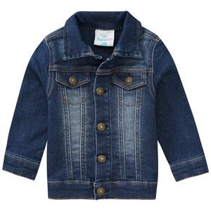Baby Jeansjacke mit Druckknöpfen
