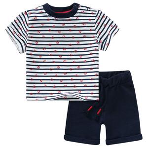 Newborn-T-Shirt und Shorts im Set