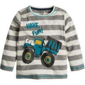 COOL CLUB Baby Langarmshirt für Jungen 86CM
