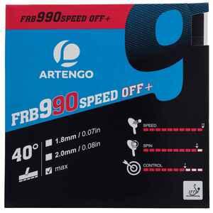 Tischtennisbelag FRB 990 Speed 40°