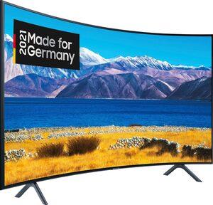 Samsung GU65TU8379UXZG Curved-LED-Fernseher (163 cm/65 Zoll, 4K Ultra HD, Smart-TV, HD+ integriert (6 Monate gratis)