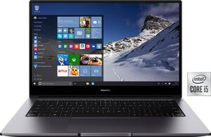 Huawei MateBook D 14 Intes i5 Notebook (35,56 cm/14 Zoll, Intel Core i5, 512 GB SSD)