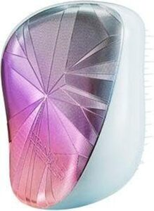 TANGLE TEEZER Haarentwirrbürste »Compact Styler Smashed Holo«