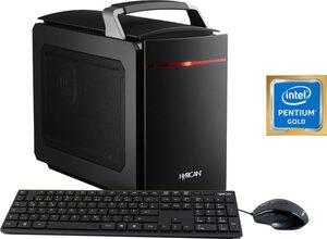 Hyrican GameBox 6598 Gaming-PC (Intel Pentium G5420, UHD Graphics 610, 16 GB RAM, 960 GB SSD, Luftkühlung)