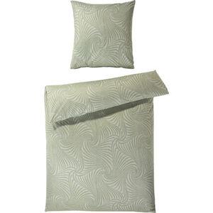 Estella Jersey-Bettwäsche, geschwungenes Linienmuster