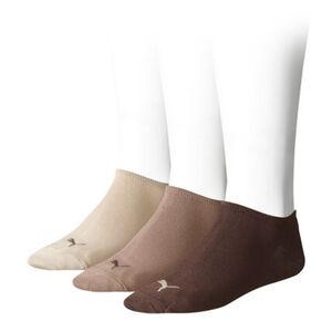 """Puma Unisex Sneaker -Socken """"Invisible"""", 3er-Pack"""