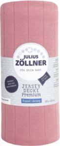 Babydecke Premium, Jersey, Blush, 100 x 120 cm