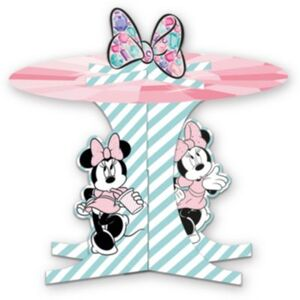 Cupcake Stand Premium Minnie Party Gem bunt