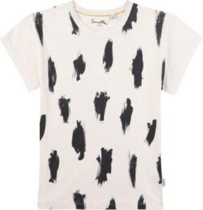 T-Shirt , Organic Cotton weiß Gr. 128 Jungen Kinder