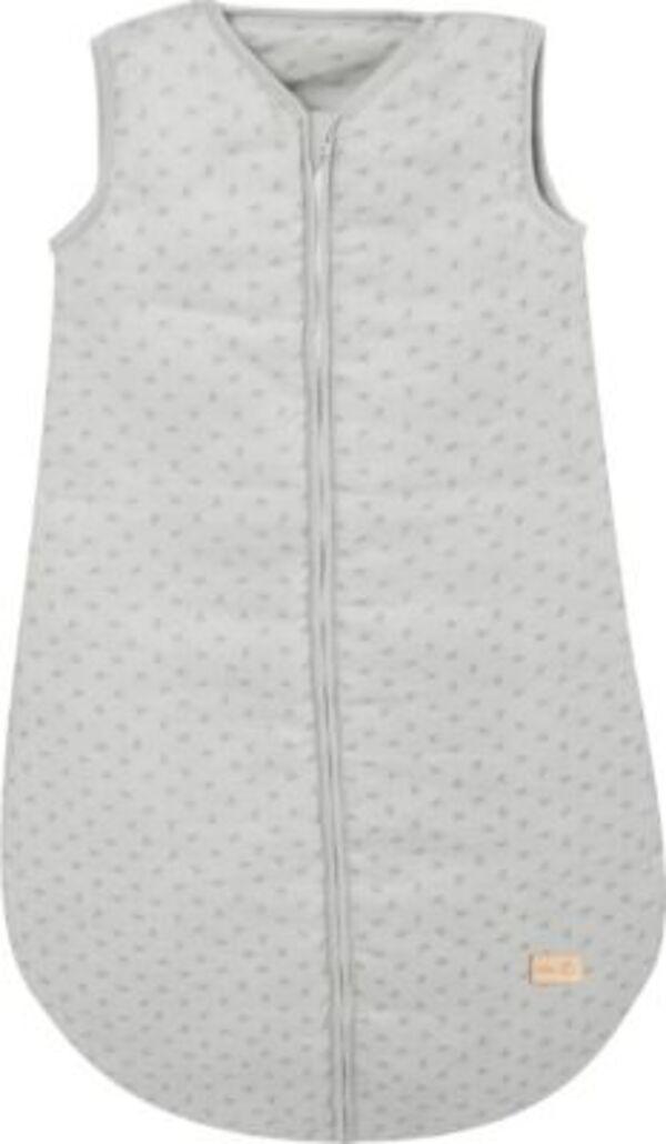"""Schlafsack """"Lil Planet"""", 100% Baumwolle, grau, 90 cm"""