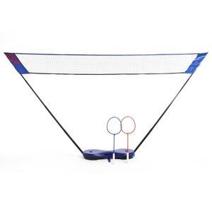 Badminton-Set Easy 3 m Netz blau
