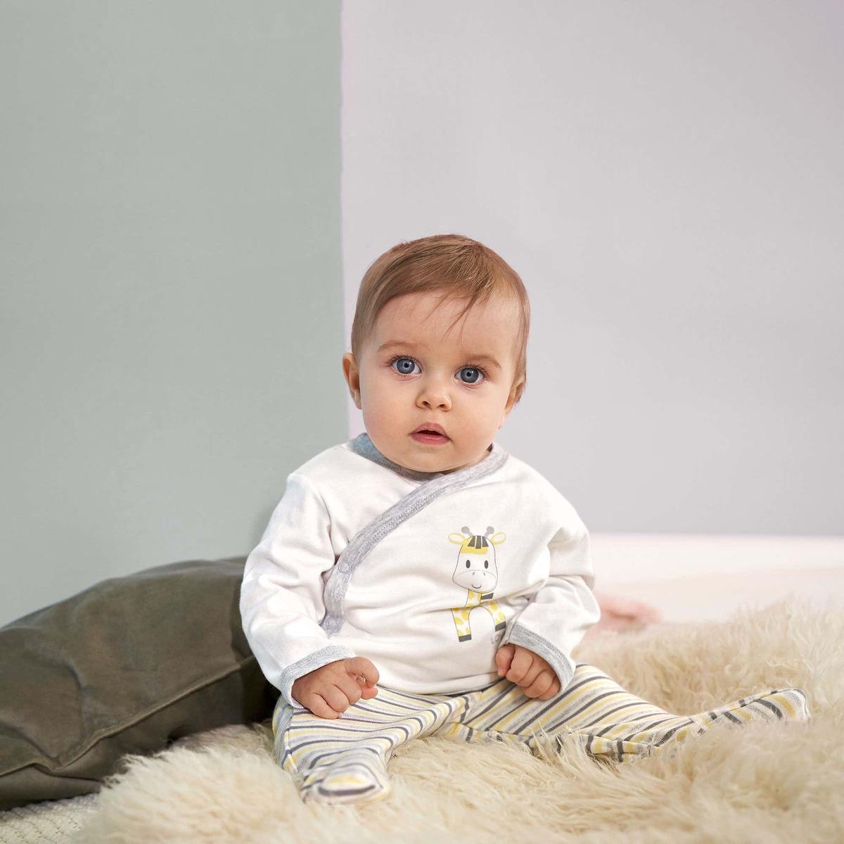 Bild 1 von Baby-Newborn-Set mit Giraffe
