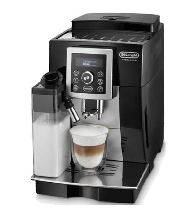 ECAM 23.463.B schwarz/silber Kaffeevollautomat