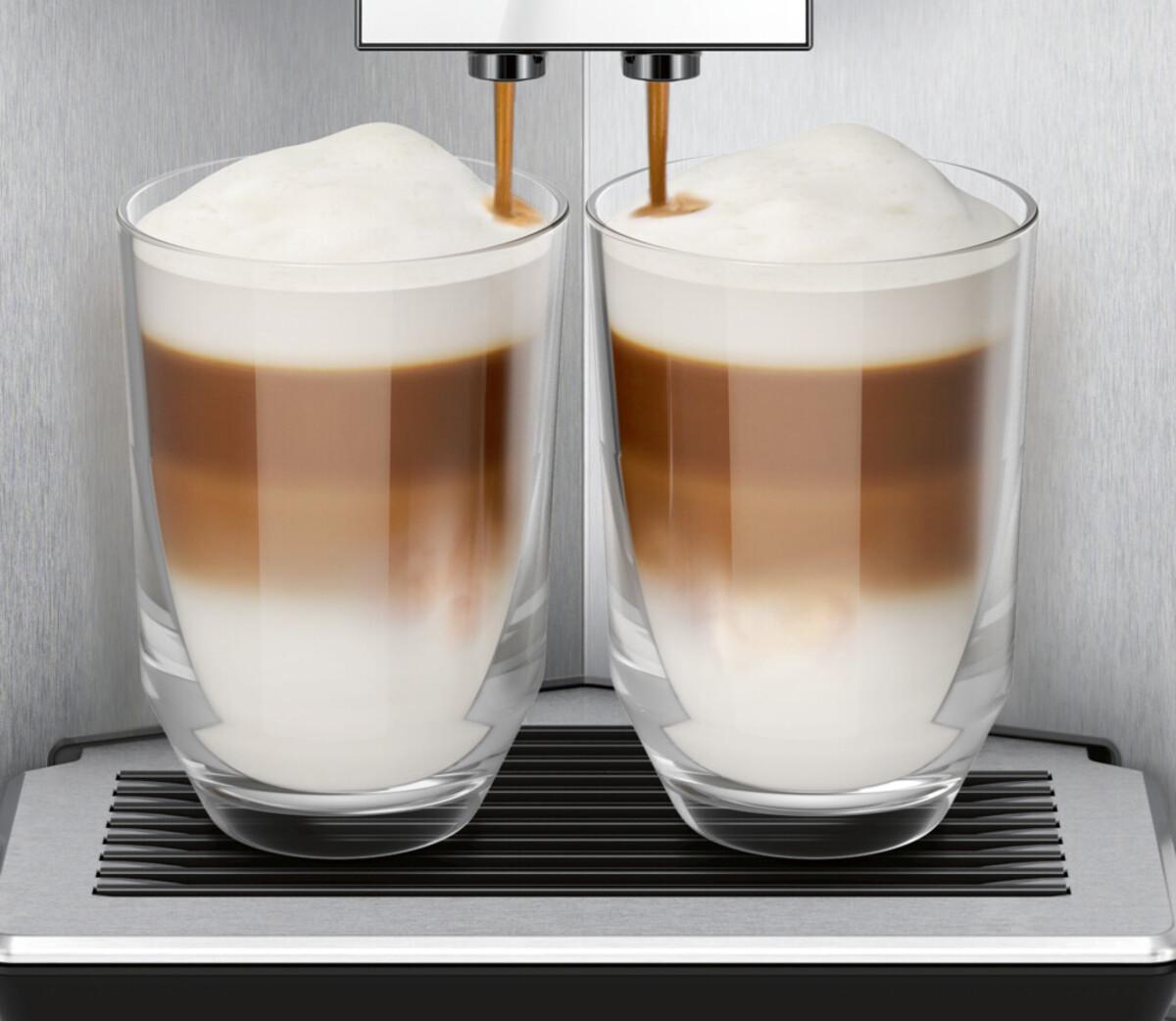 Bild 3 von EQ.9 plus connect s500 TI9558X1DE Edelstahl Kaffeevollautomat